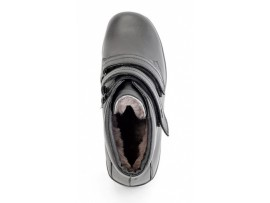 Обувь ортопедическая 16711 черн.