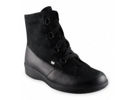 Обувь ортопедическая СУРСИЛ-ОРТО 24013-2 черная шерсть