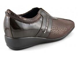 Обувь ортопедическая полуботинки женские 8240